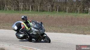 BMW Motorrad Intenzív szintű motoros tréning @ Kakucs